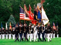 Military Color Guard