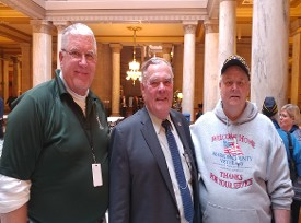 Gordon Smith, Congressman Jim Baird & Don Hawkins
