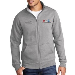 Sweat Jacket - Gray