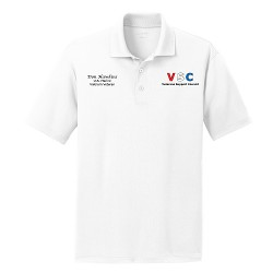 VSC Polo Shirt - White