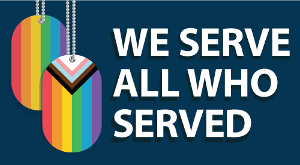 We Serve All Who Served